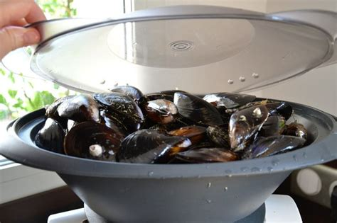 moules marinieres au thermomix recette moules marinieres