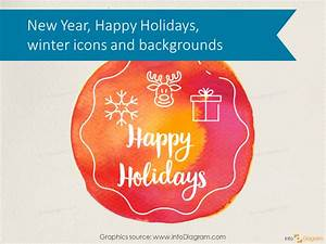 Santa Holiday 2019 New Year 2020 Christmas Icons