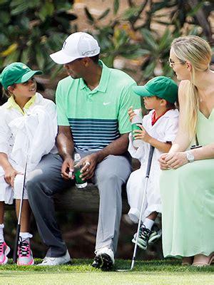 Tiger Woods & Elin Norgden Children: Photos Through The ...