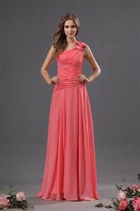 cheap coral bridesmaid dresses heap bridesmaid dresses