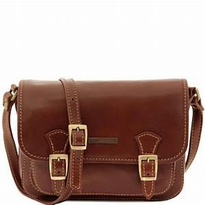 Sac Bandoulière Cuir Marron : sac bandouli re cuir san marino 39 s tuscany leather ~ Melissatoandfro.com Idées de Décoration