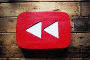 YouTube Play Button Rewind