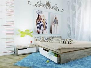 Idee Deco Chambre Petite Fille : id es de d co de chambre enfant d coration maison ~ Zukunftsfamilie.com Idées de Décoration