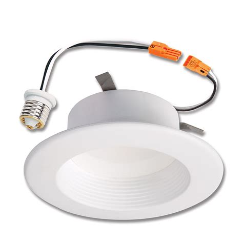 led high hats 4 inch remodel led recessed lighting
