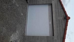 fabrication porte de garage enroulable a montauban With porte de garage enroulable avec installer chatière porte pvc