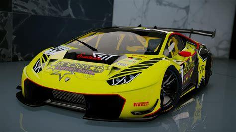 Lamborghini Huracan Gt3 [add-on