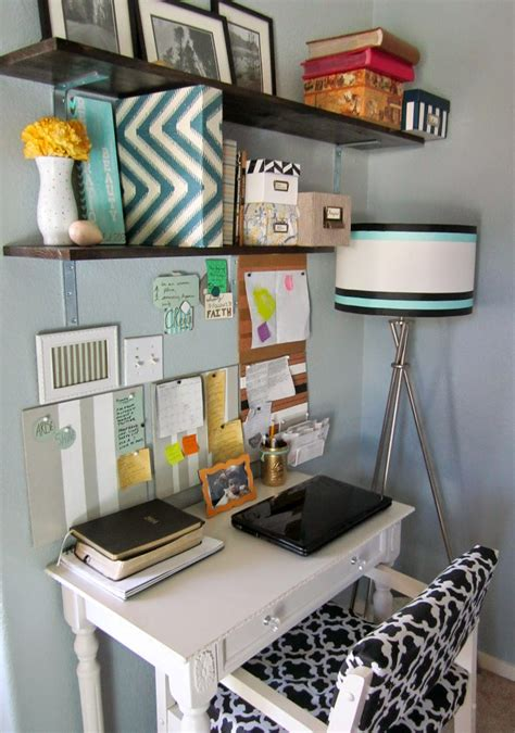 Restoration Beauty How To Organize A Small Officework