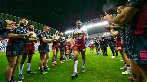 Wigan want a fitting finale for retiring Sean O'Loughlin ...
