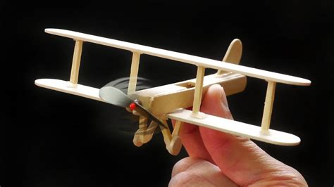 wooden toy plane youtube