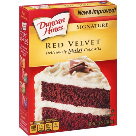 duncan hines carrot cake recall