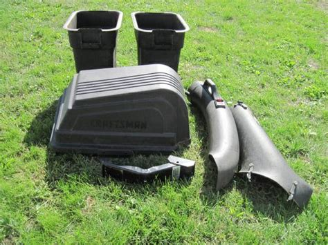 Craftsman Riding Lawn Mower Bagger For Sale