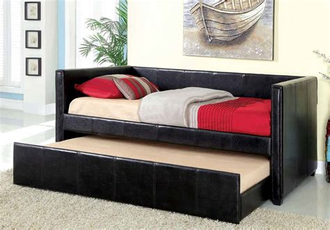 Cadiz Contemporary Platform Daybed Day Bed Guest Twin