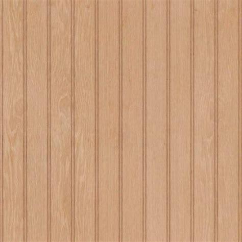 "American Pacific 4' x 8' Unfinished Beaded Oak 2"" Veneer"