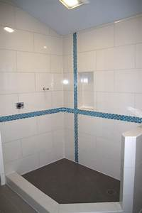 12quotx24quot shower tile laundry pinterest wall tiles With 12x24 tiles in bathroom