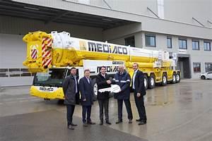 Mediaco Fos Sur Mer : mediaco re oit la 1ere 1750 9 1 liebherr ~ Premium-room.com Idées de Décoration