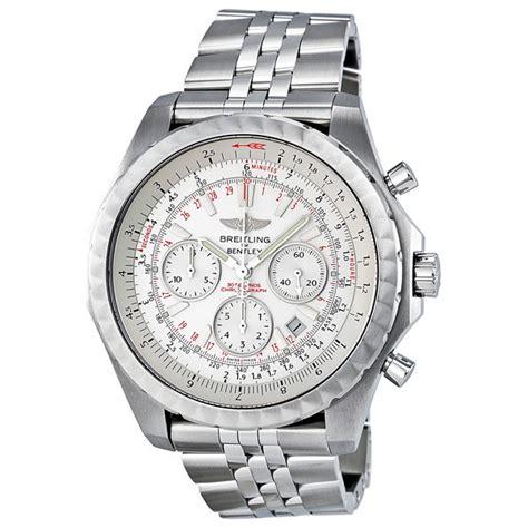 bentley breitling clock breitling bentley motors t speed chrono steel men 39 s watch
