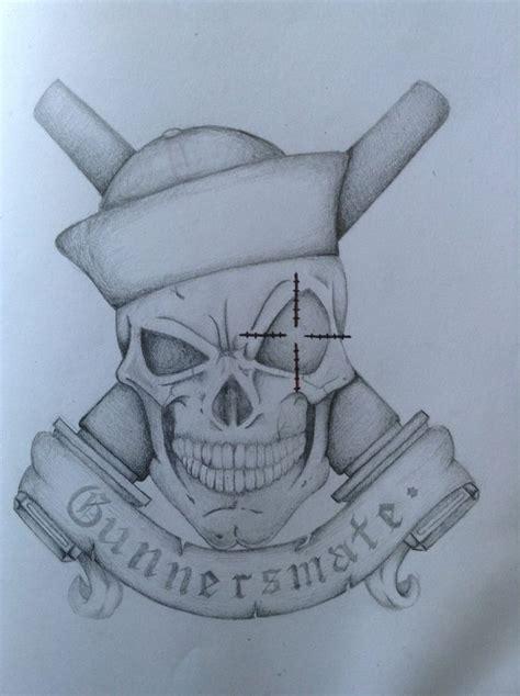 navy gunnersmate symbol  greatlygeeky navy tattoos  navy tattoos navy art