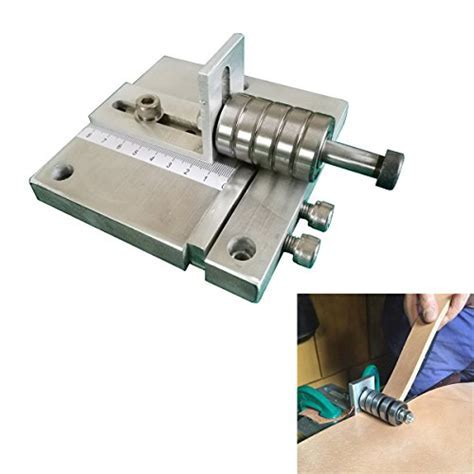 AMPSEVEN Professional Leather Strap Cutter Machine