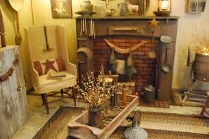 Primitive Decorating Ideas For Living Room by Primitive Country Decorating A Storybook