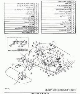 Fuse Box 1992 Mazda Miata