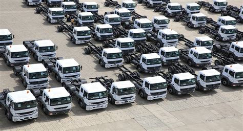 Daimler India Commercial Vehicles To Add Over 40 Export