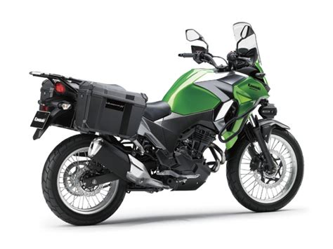 Kawasaki Versys X 250 Image by 2017 Kawasaki Versys X 250 Adventure Bike Launched Image