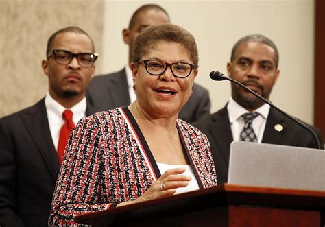 Chair of Congressional Black Caucus Says She Does Not ...