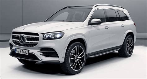 Mercedes Gls by 2020 Mercedes Gls New Photos Of Size Suv Coming For