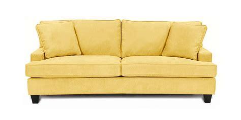 butter yellow leather sofa sofamoe info  chair