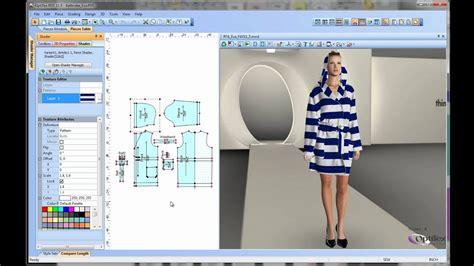 optitex product  short  fashion design software