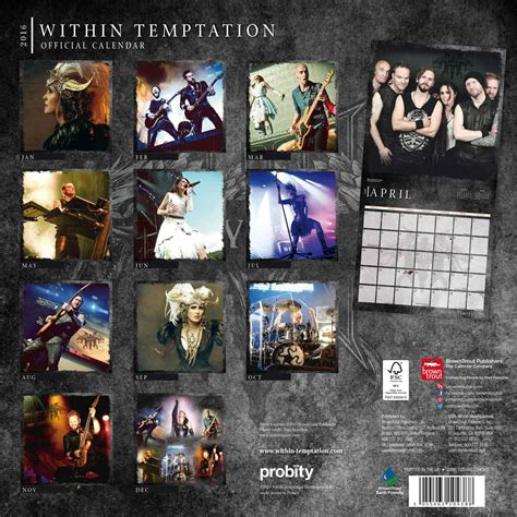 temptation calendars ukposterseuroposters