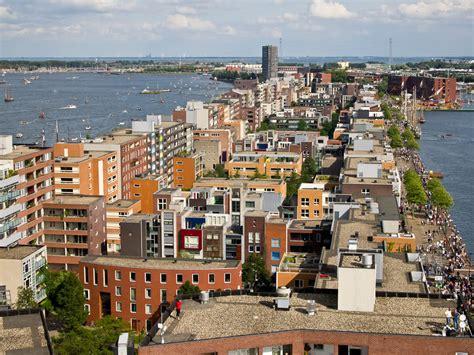 eastern docklands of amsterdam amsterdamming