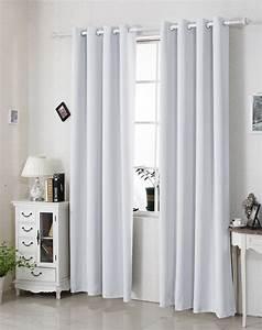 Vorhang Blickdicht Weiß : gardine vorhang blickdicht verdunkelungsgardine thermogardine thermo sen 329 ebay ~ Buech-reservation.com Haus und Dekorationen