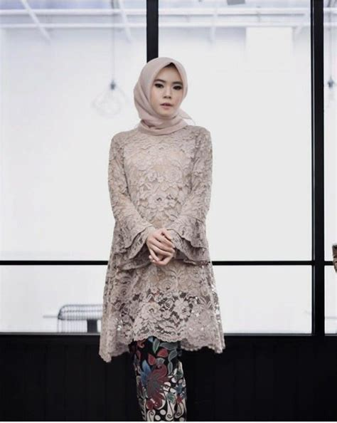 atkaureenhfiy kebaya kebaya jilbab kebaya  baju kurung