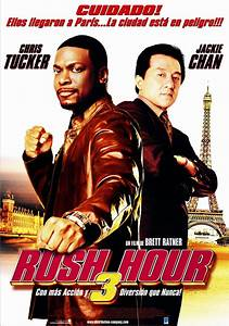 Rush Hour 3 (2007) poster - FreeMoviePosters.net