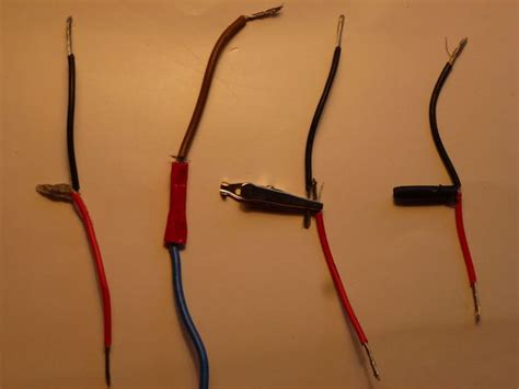 4 ways to connect a wire without soldering