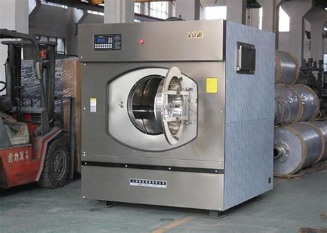 stainless steel  commercial washing machine  dryer large capacity kg