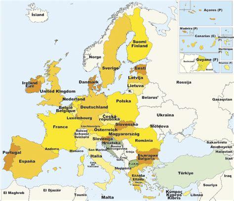 karten von europa europakarte weltkartecom karten