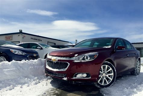 Capsule Review 2015 Chevrolet Malibu Ltz  The Truth