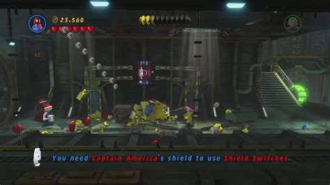 ccc lego marvel super heroes guide walkthrough level 10