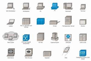 Cisco Lan  Cisco Icons  Shapes  Stencils And Symbols