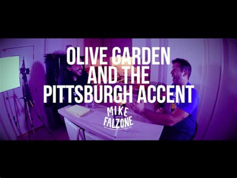 olive garden pittsburgh pa olive garden and the pittsburgh accent w josh macuga