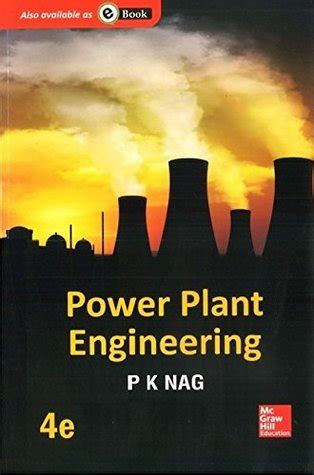 power plant engineering  pk nag