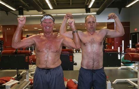 shirtless college football coaches calendar