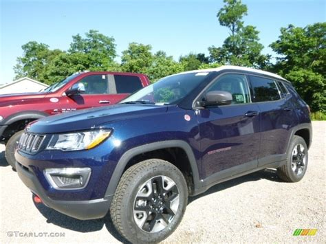 jeep compass trailhawk 2017 colors 2017 jazz blue pearl jeep compass trailhawk 4x4 121149354