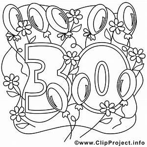 30 Dinge Zum 30 Geburtstag : ausmalbild zum 30 geburtstag ~ Bigdaddyawards.com Haus und Dekorationen