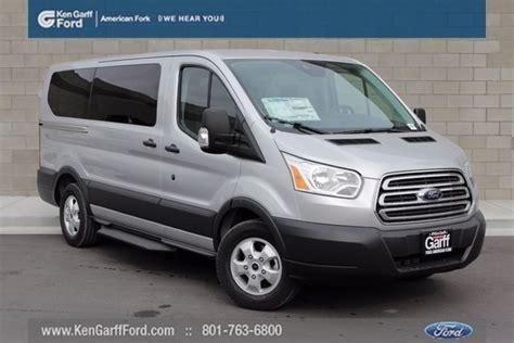 New 2018 Ford Transit 150 XLT Passenger Van #1F80087   Ken