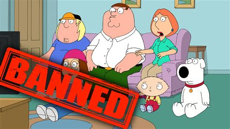 Top 10 Banned Cartoons