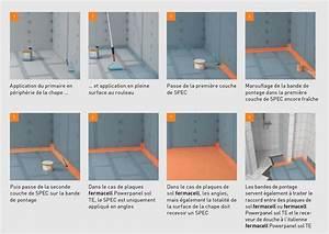 étanchéité Salle De Bain : mur chauffant salle de bain le mur chauffant par caleosol ~ Dailycaller-alerts.com Idées de Décoration