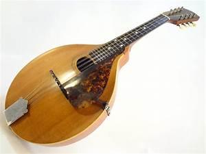 Crossroads Music  U00bb Sold Gibson Used Vintage A Mandolin